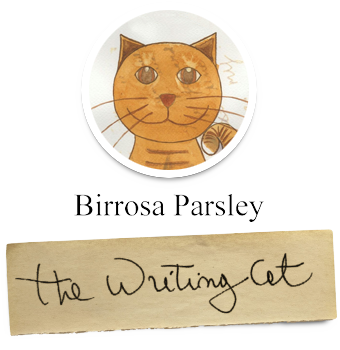 Birrosa Parsley - The Writing Cat