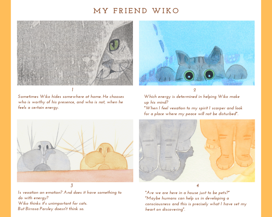 Chapter I - My friend Wiko