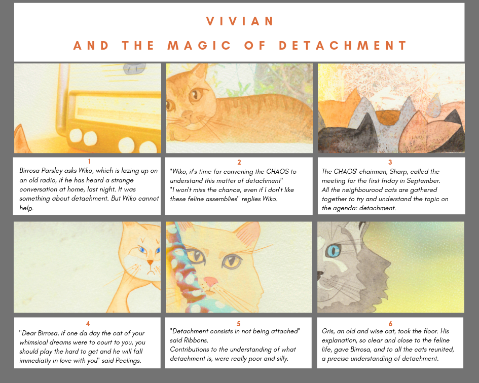 Chapter II - Vivian and the magic of detachment